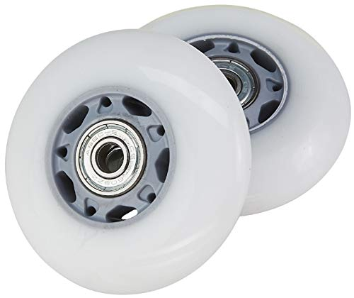 Razor Zubehör Ripstik Replacement Wheel Set, Silver