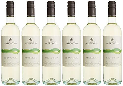 Barone Montalto Pinot Grigio Sicilia IGT Trocken (6 x 0.75 l)