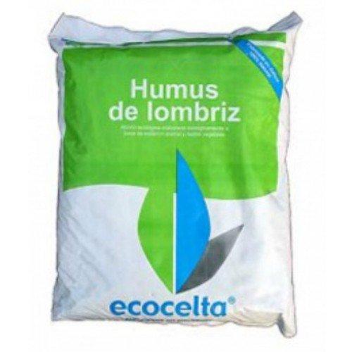Humus de lombriz 3 L Ecocelta