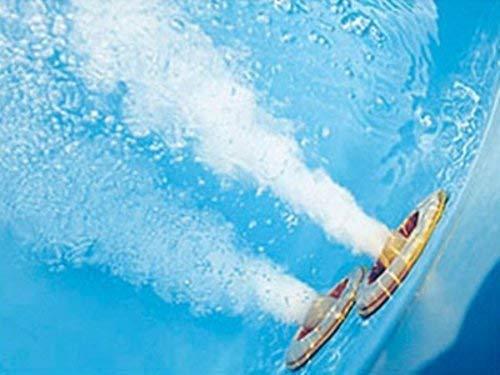 Whirlpool Badewanne Florenz mit 14 Massage Düsen + Heizung + Ozon Desinfektion + Beleuchtung / Licht + Wasserfall + Radio – Eckwanne Sprudelbad Jakuzzi indoor / innen günstig - 6