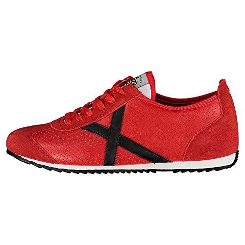 Zapatillas Munich Osaka 416 Rojo para Hombre