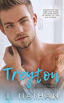 Treyton (A Savage Beasts Rock Star Romance Book 2) by [J. Nathan]