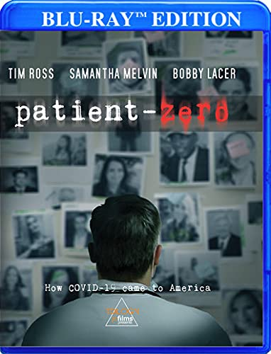Coronavirus: Patient Zero [Blu-ray]
