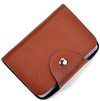 Brown Leather For Unisex - Card & ID Cases , 2724589330751