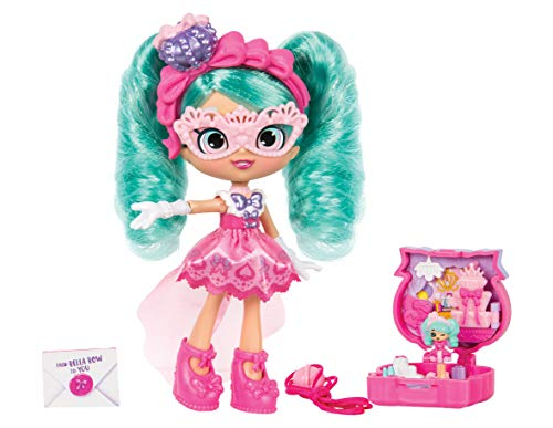 Shopkins- Juguetes, Color Bella bow's Princess Party, Talla única (Flair Leisure Products HPL07100)