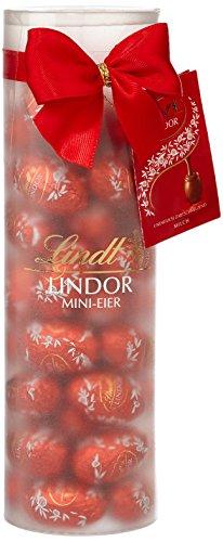 Lindt & Sprüngli Lindor Mini Eier Röhrchen, 1er Pack (1 x 180 g)