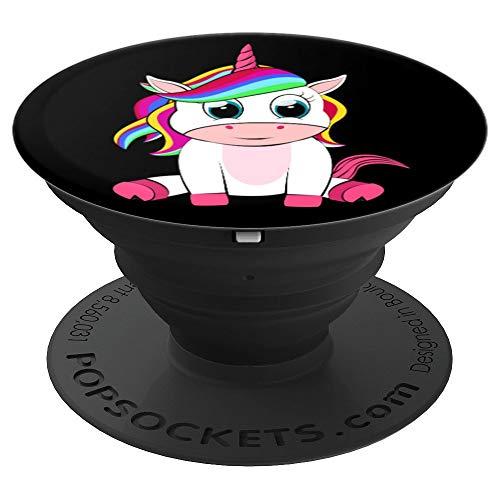 Süßes Einhorn - PopSockets Ausziehbarer Sockel und Griff für Smartphones und Tablets