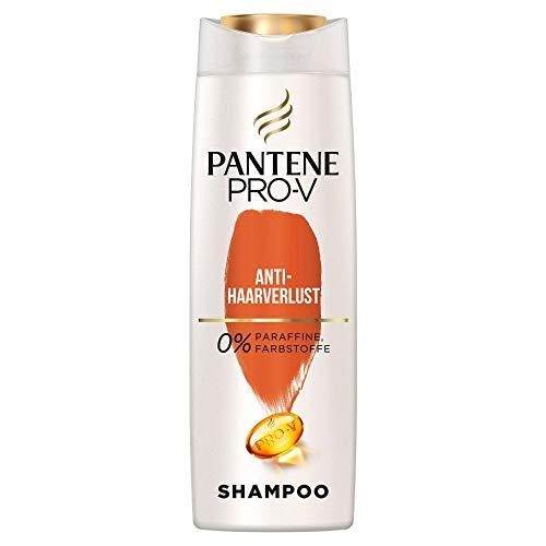 Pantene Pro-V Anti-Haarverlust Shampoo, 300ml, Reinigt Das Haar Gründlich, Für Brüchiges Haar, Shampoo Damen, Haarbruch, Haarverlust, Beauty, Haarpflege