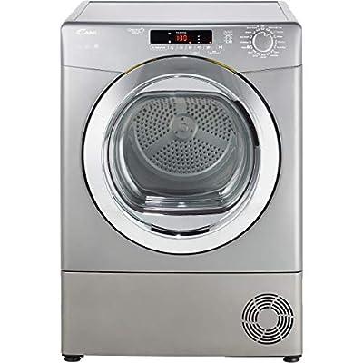 Candy Grand'O Vita GVSC9DCGR 9Kg Condenser Tumble Dryer - Graphite