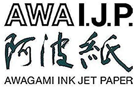 Awagami Kozo Papier für Tintenstrahldrucker, doppelschichtig, 90 g/m², A4, 20,6 x 29,2 cm, 20 Blatt 10 Blatt 11.69 x 16.54