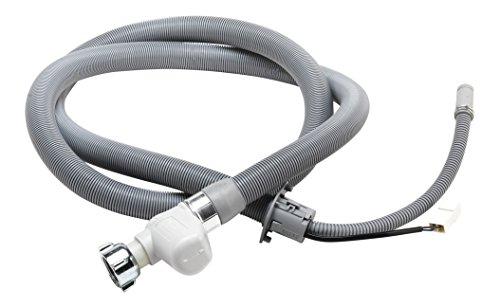 DREHFLEX - Aquastopschlauch / Zulaufschlauch / Wasserblock-Zulaufschlauch passend für diverse Geschirrspülmaschinen von AEG-Electrolux (auch Quelle / Privileg) passend für Teile-Nr. 50295663004 von Eltek original