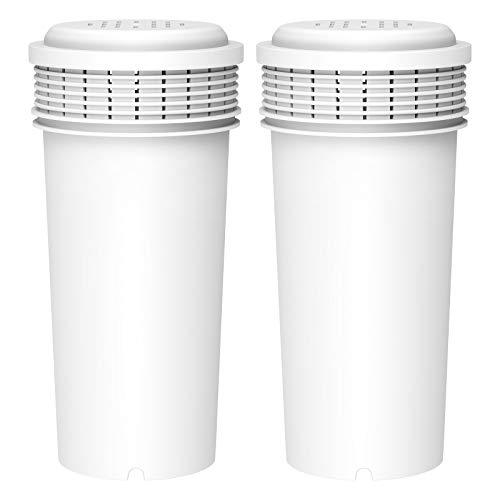 AquaCrest AQK-42371240 Wasserfilterpatronenersatz, Kompatibel mit Tommee Tippee Prep System (2)