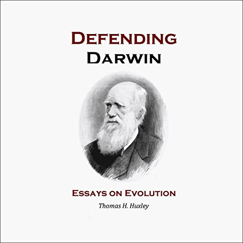 Defending Darwin: Essays on Evolution audiobook cover art