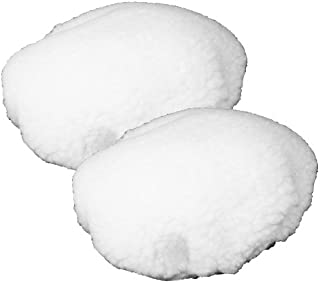 Black and Decker WP900 Polisher (2 Pack) OEM Replacement Wool Bonnet # 580753-01-2PK