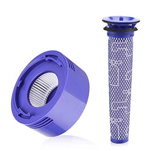 Find A Spare HEPA-Filter-Set für Dyson V8 kabelloser Staubsauger