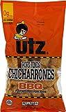 Utz Fried Pork Rinds Chicharrones (BBQ, 3-3 oz. Bags)