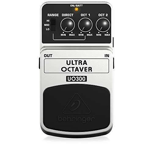 Behringer Ultra Octaver UO300 Effektpedal