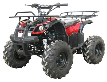 SMART DEALSNOW brings Brand new TAO TAO TFORCE Mid Size Fully Automatic ATV Four Wheeler with REVERSE, BIGGER TIRES and WIDER Suspension
