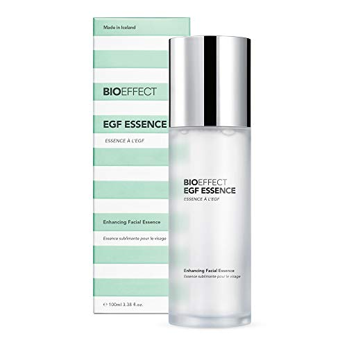 BIOEFFECT EGF Essence Toner Facial Skin Care Treatment, Hydrating Icelandic Beauty Water to Prime Skin with Minerals, Glycerin and Plant Based Growth Factor Proven to Boost Collagen and Elastin