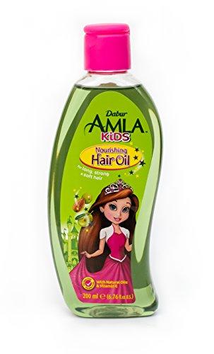 Vatika Naturals Aceite de Amla niños pelo 200ml