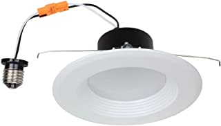 Topaz Lighting 79723 LED Recessed Retrofit Trim, 5