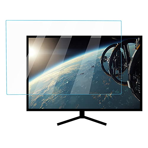 ZLSD TV Screen Protector 65-75 Inch Anti Blue Light, Matte Anti-Glare Film No Bubble Anti-Scratch Injury, for LCD, Led, 4k OLED, QLED, Customizable,Matte-65inch(1429x804MM)