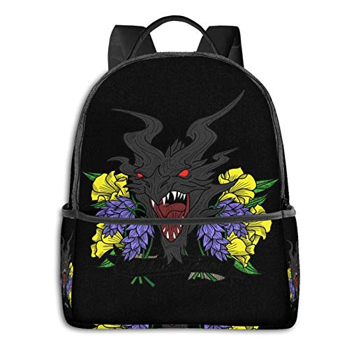 A Crashing of Castles Student School Bag School Cycling Leisure Travel Camping Outdoor Bapack