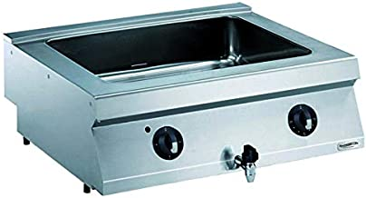 Friteuse Electrique Pro 700 à Poser - 2 x 5 L - Combisteel