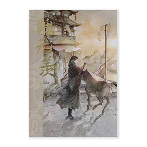 魔道祖師アニメ - ノート (A)