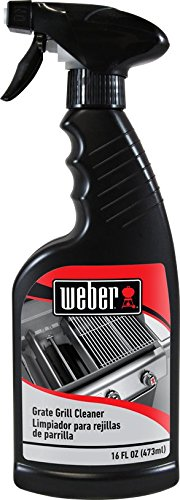 Grill Cleaner Spray - Professional Strength Degreaser - Non Toxic 16 oz Cleanser By Weber Cleaners