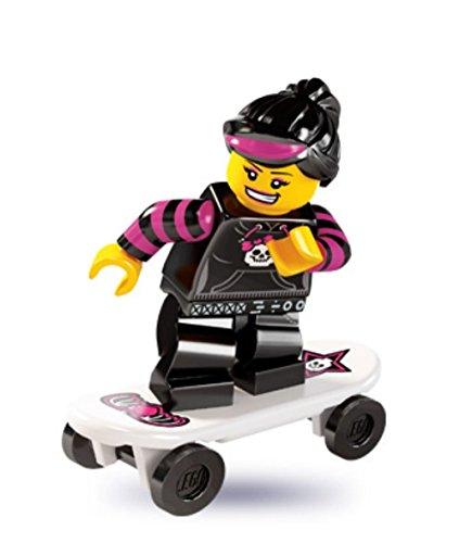 LEGO Figurines à Collectionner: Fille Intergalatic Mini-Figurine (Série 6)