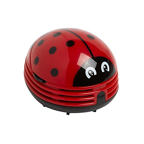 Tristar Crumby Mini aspiradora de mano inalámbrica – Lady Bug