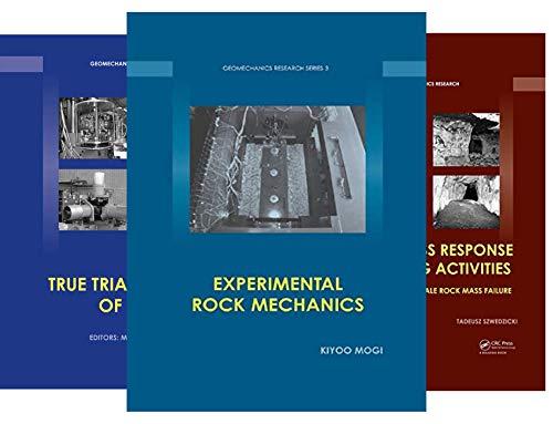 Geomechanics Research (3 Book Series)