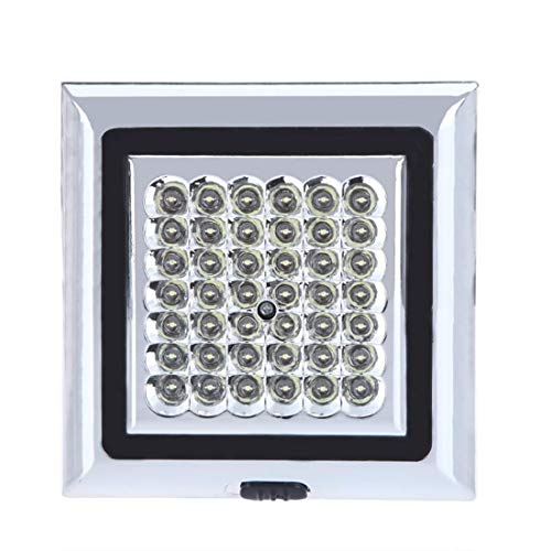 12 V 42 LED Auto Voertuig Indoor Dak Plafond Lamp Interieur Decoratieve Dome Licht Wit Motorfiets Deel