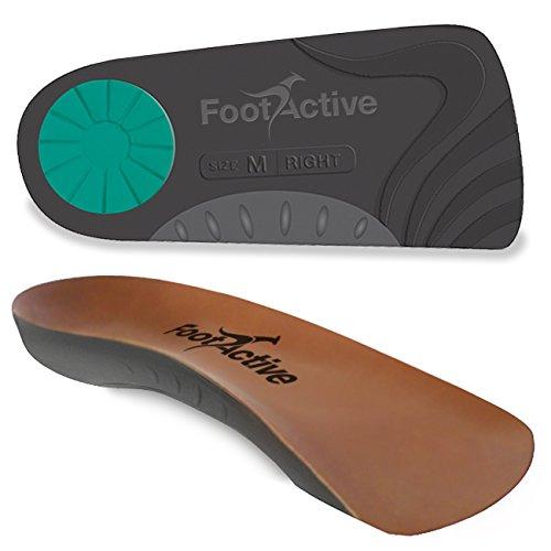 FootActive NATURE, Braun, 39 - 41 (Small)