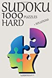 Sudoku 1000 Puzzles Hard by Dorothy Lech: With Solutions