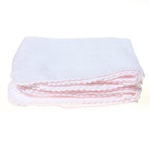FitTek® Lot de 10 lingettes démaquillantes, lingettes en coton pour nettoyer le visage
