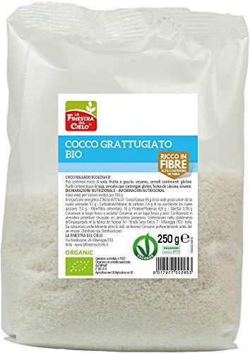 La Finestra Sul Cielo Cocco Grattugiato Bio - 250 g