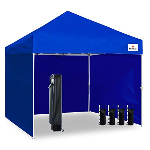 Keymaya 10'x10' Ez Pop Up Canopy Tent