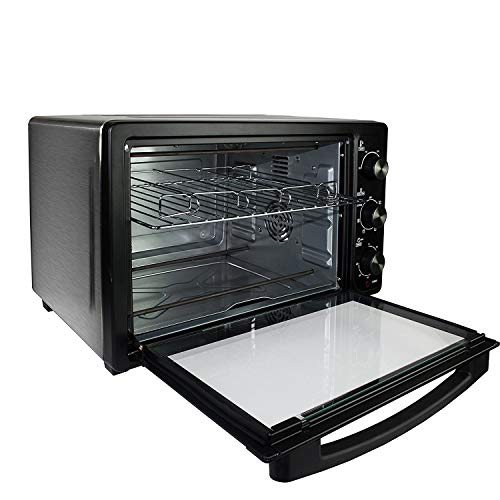 Hi-Tech 28L Professional OTG Oven with Convection, 1500 W, 5 Stage Heating Function