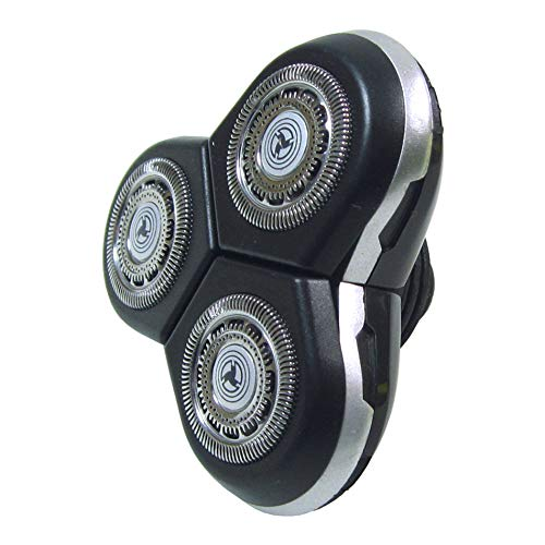 Scherkopf Rasierkopf Ersatzscherkopf Ersatz für Philips Arcitec SensoTouch 3D Shaver RQ12 RQ10 RQ12+ für RQ1050 RQ1250 S7000-Serie S9000-Serie S9000-Serie