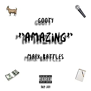 Amazing (feat. Mark Battles)