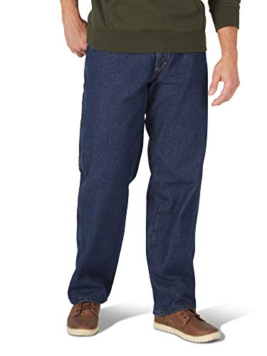 Wrangler Authentics Men's Fleece Lined Carpenter...
