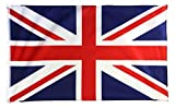 Star Cluster 90 x 150 cm Großbritanien Flagge/Großbritanien Fahne/Fanartikel/United Kingdom National Flag/UK Flag (GB 90 x 150 cm)