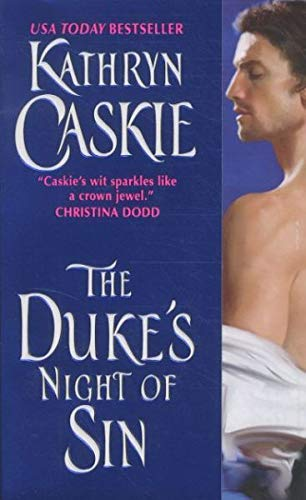 Image of The Duke's Night of Sin (Seven Deadly Sins, 3)