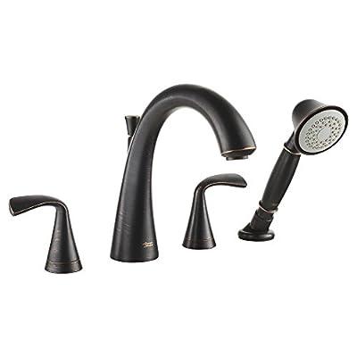 American Standard 7186901.278 Fluent Deck-Mount Bathtub Faucet