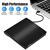 Best External DVD Drives - External CD DVD Drive, Domiy USB 3.0 Slim Review