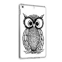 Fuleadture iPad 4/iPad 3/iPad 2/iPadタブレットケース,耐衝撃 ソフトシリコンTPU クリア 防塵 耐久性 指紋防止 クリア スリム 軽量 スリム ハード ケースカバー iPad 4/iPad 3/iPad 2/iPad Case-ac491