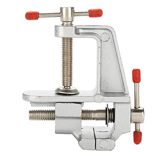 Garosa Schraubstock Mini Aluminiumlegierung 360 Grad Rotierend Universal Mehrzweck Einstellbar Reparatur DIY Werkzeug
