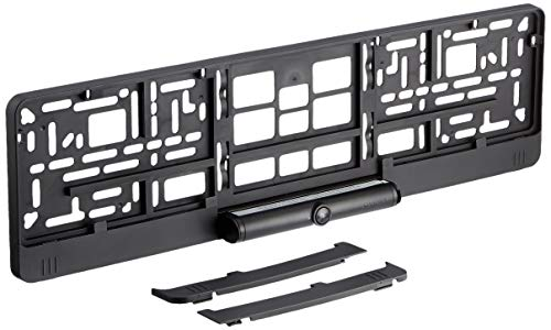 Garmin BC 40 - drahtlose Rückfahrkamera inkl. Nummernschildhalterung mit 150° Weitwinkel, 720p Bildauflösung, einfache Montage, wasserdicht nach IPX7, WLAN, Sprachsteuerung, Reichweite bis zu 8 m